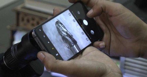 Egyptian miniature sculptor celebrate art after years of denials, trials   Africanews