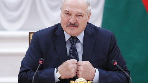 Säuberungsaktion in Belarus: Lukaschenko löst massenhaft NGOs auf