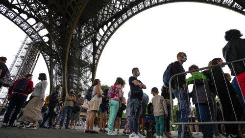4. Welle in Frankreich: Explosionsartiger Anstieg der Corona-Neuinfektionen