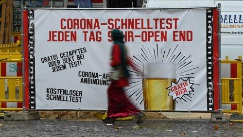 7-Tage-Inzidenz in Deutschland steigt deutlich - auf jetzt 130