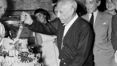 Pablo Picasso: Nine works by Spanish master donated to France by daughter, Maya