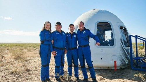 Blue Origin: Take a peek inside the luxury astronaut village in Texas
