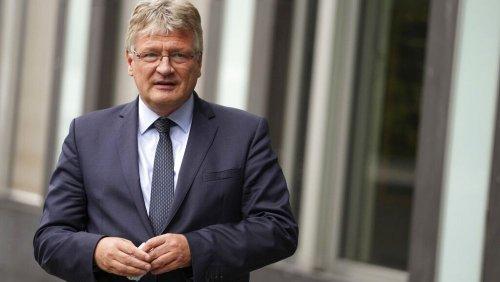 Machtkampf beendet? Jörg Meuthen (60) zieht sich aus AfD-Spitze zurück