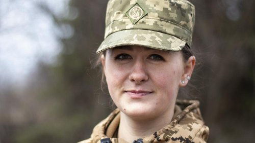 For Ukraine's female soldiers, armed conflict is not the only danger
