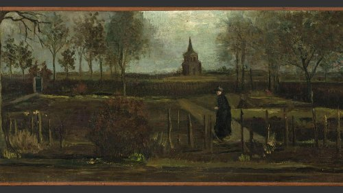 Dutch police make arrest over theft of €6m Van Gogh painting