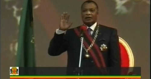 Congo's Dennis Sassou -Nguesso sworn in for fifth term | Africanews