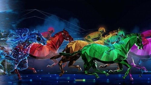Why people are paying €100,000 to breed digital horses online