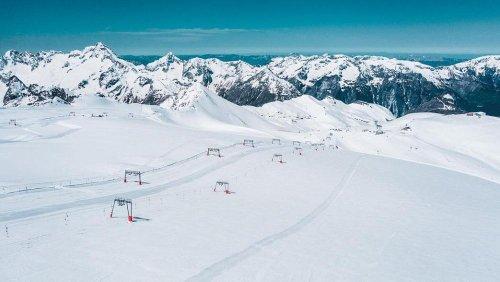 Das sind Europas beste Orte zum Skifahren in diesem Sommer