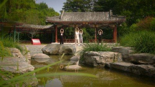 A Pechino, alla scoperta del Baduanjin