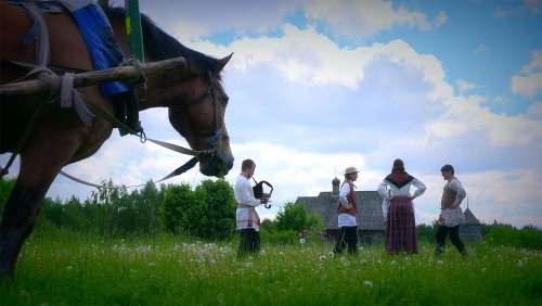 Un tuffo nei villaggi medioevali di Minsk