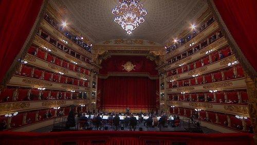 Romantik pur - die Wiener Philharmoniker in der Mailänder Scala