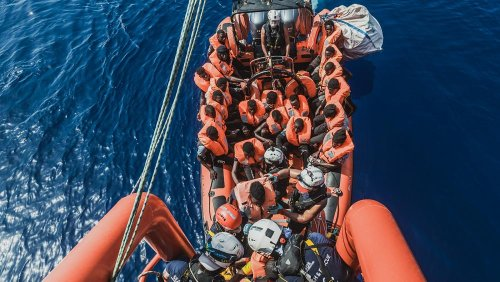 Humanitarian ships rescue over 700 migrants from Mediterranean in one weekend