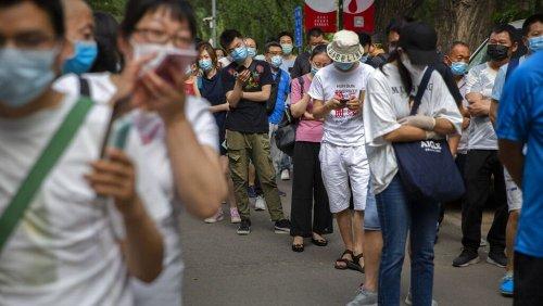 Delta-Variante in China auf dem Vormarsch - Regierung ist besorgt