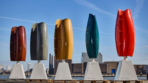 Are 'tulip turbines' the answer to energy eyesores?