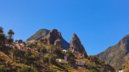 This remote part of the Canary Islands is perfect for rainforest hiking