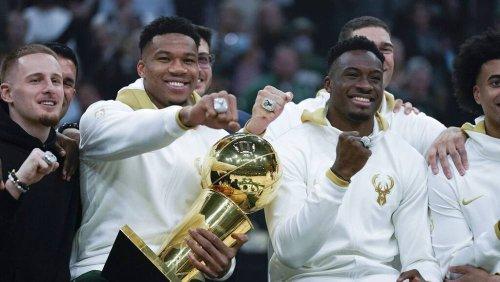 NBA : une bague pour Milwaukee, une claque pour Brooklyn