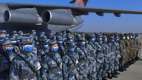 هشدار اندیشکده چینی: باید برای جنگ مستقیم با آمریکا آماده شویم