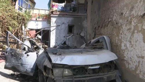 USA räumen Tötung von Zivilisten bei Drohnenangriff in Kabul ein
