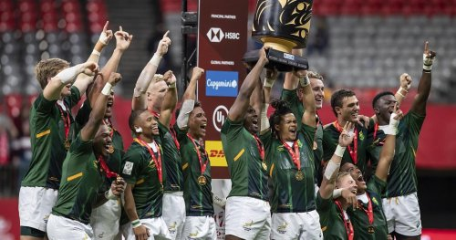 South Africa's Blitzboks wins Vancouver Rugby Sevens | Africanews