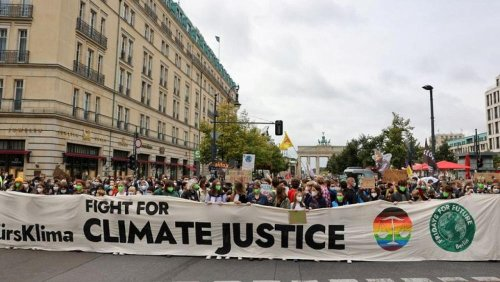 World's youth take to the streets again to battle climate change