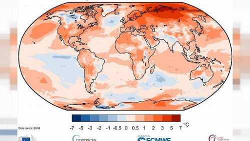 Stati Uniti bollenti: 52 gradi nella Valle della Morte. Colpa dei cambiamenti climatici