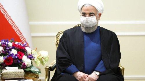Iranian President Rouhani calls 60% uranium enrichment an answer to 'evilness'