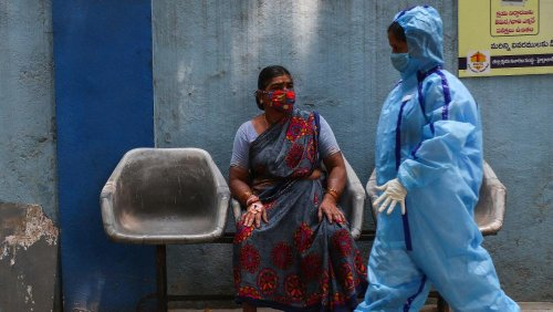 India sees COVID-19 cases soar past 14 million amid 'alarming' rise in infections