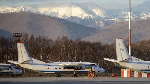 Aircraft with six people on board goes missing in Russia's Far East