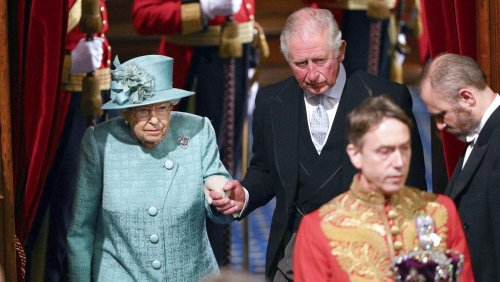 Watch Live: Queen Elizabeth II opens UK parliament but with less pomp