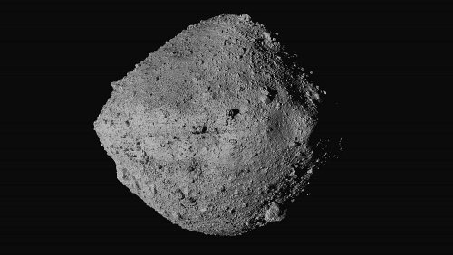 US spacecraft touches surface of asteroid in mission to grab rock sample
