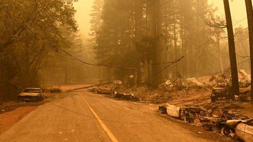 Californie : L'incendie Dixie est si volumineux qu'il génère son propre climat