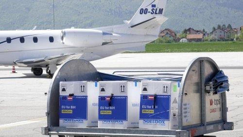 Les Balkans reçoivent leurs premières doses de Pfizer-BioN'Tech