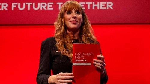 UK Labour deputy leader calls governing Conservatives 'scum'