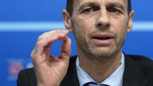 UEFA droht mit Sanktionen gegen geplante Super League