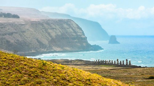 Scientists solve the mystery of how Easter Islanders were able to drink water straight from the sea