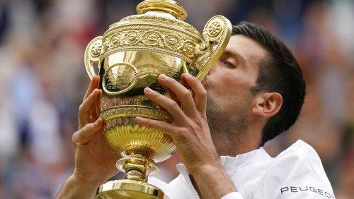 Novak Djokovic gewinnt zum 6. Mal Tennis-Turnier von Wimbledon
