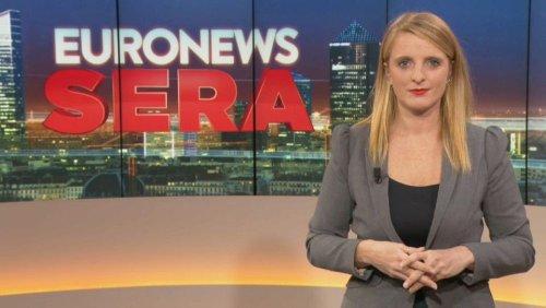 Euronews Sera   TG europeo, edizione di venerdì 1 novembre 2019