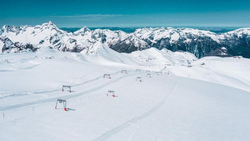 The best spots in Europe for a summer ski holiday