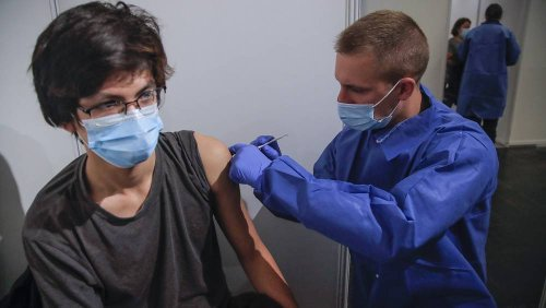 Over a quarter of EU adults 'unlikely' to get COVID vaccine, survey finds