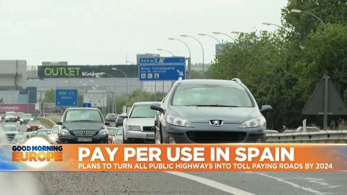 Spain wants to turn all public highways into toll paying roads by 2024