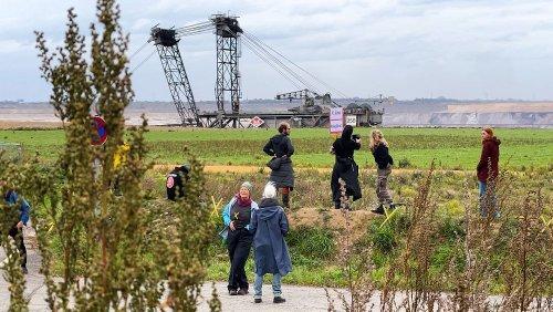 Le combat contre le charbon se durcit en Allemagne
