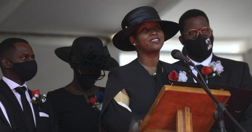 Haïti : la première dame rend hommage à son époux Jovenel Moïse | Africanews