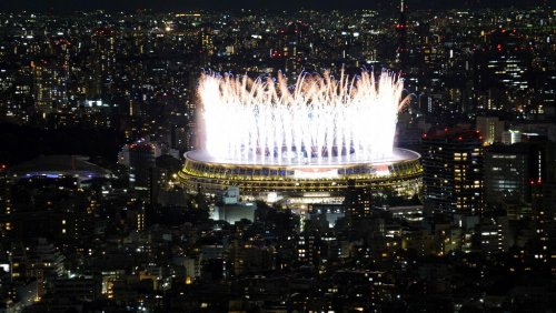 Let the Games begin! Tokyo 2020 kicks off with manga-inspired opening ceremony