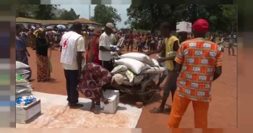 Much needed food aid reaches the Central African Republic | Africanews
