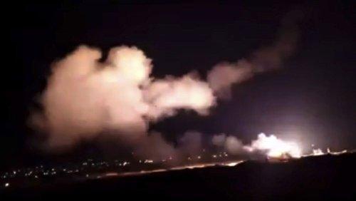 سوریه: پدافند هوایی ارتش با حمله موشکی به حلب مقابله کرد