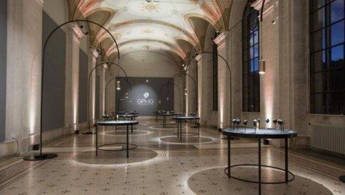Les plus belles montres du monde s'exposent au Grand Prix d'Horlogerie de Genève