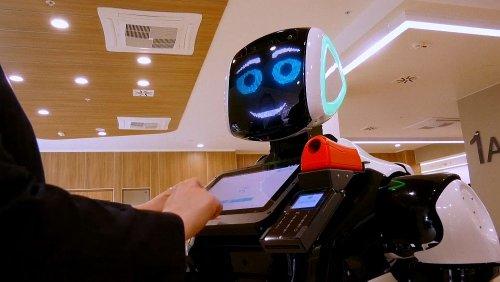 Meet Dr Hudsson: The robot medical professional
