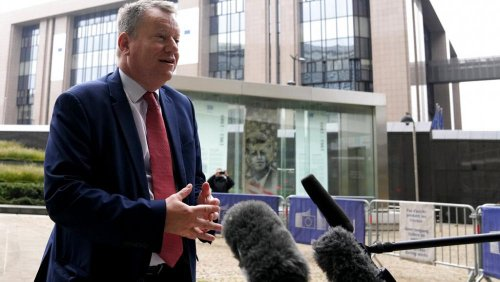 Brexit back in play again as UK and EU restart talks in Brussels on Northern Ireland
