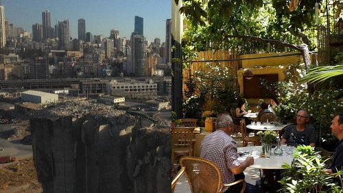 Beirut explosion 2020: Meet the locals rebuilding their businesses from scratch