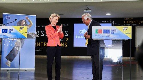 Il Portogallo, primo paese a presentare il PNRR, riceve ok della Commissione Europea